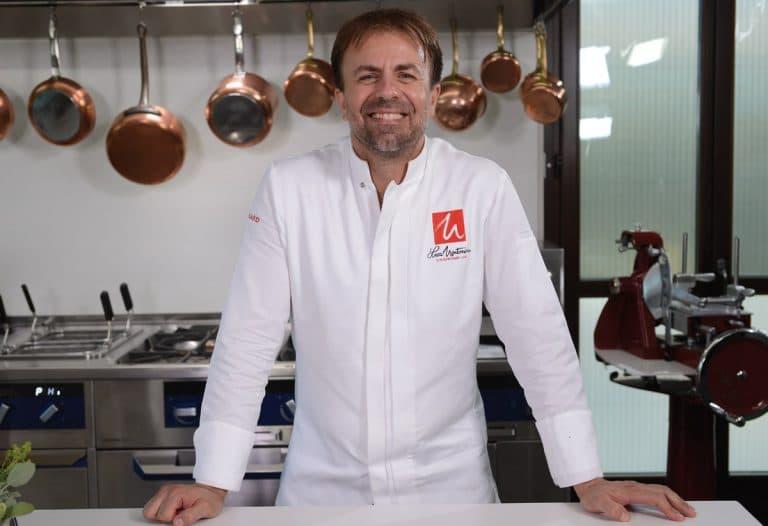 Luca Montersino a Cioccolandia 2019