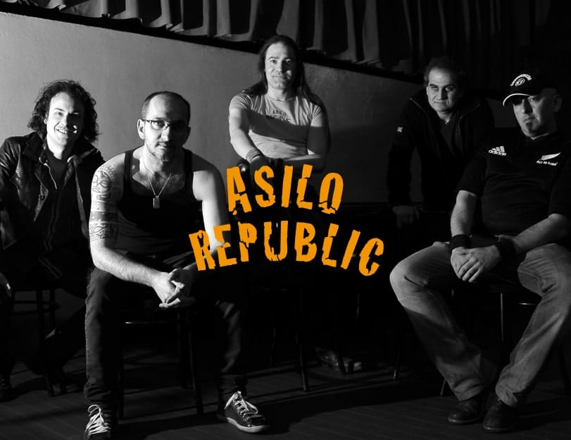 Asilo Republic Tribute band Vasco Rossi